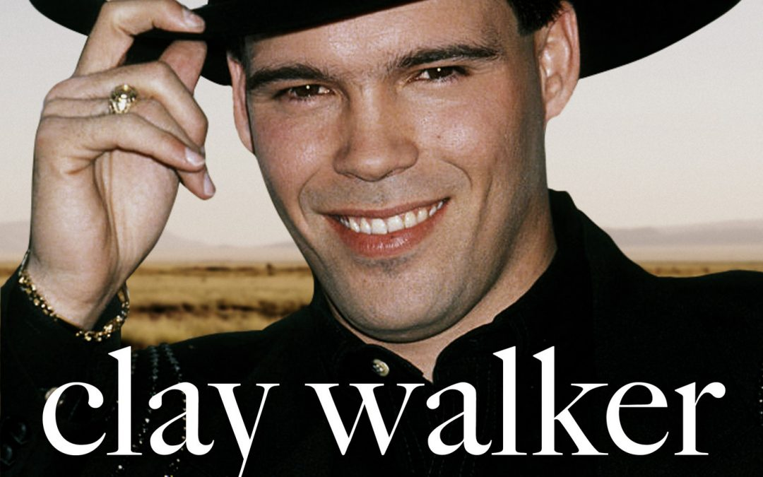 CLAY WALKER HAS BANNER WEEK WITH NEW MUSIC, NATIONAL ANTHEM, SHOWS